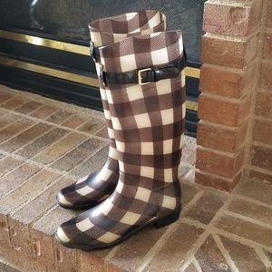 Lauren Rosalyn rain boots wellies